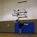 encestar canastas baloncesto humor