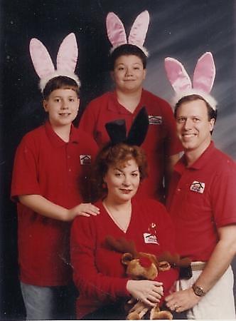 fotos familias raras conejito