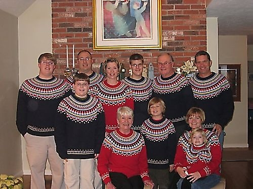 fotos familias raras jerseys