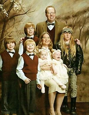 fotos familias raras modelo