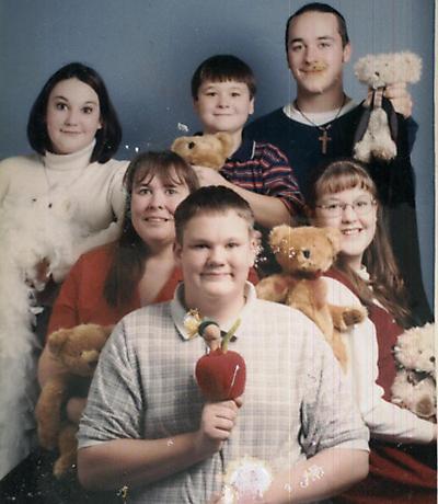 fotos familias raras osos chicos