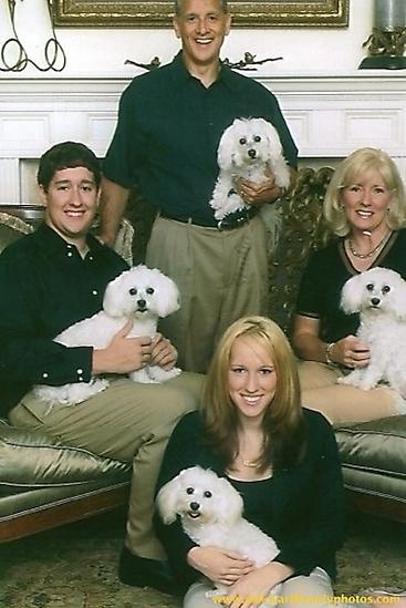 fotos familias raras perruna
