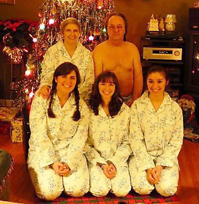 fotos familias raras sin camiseta