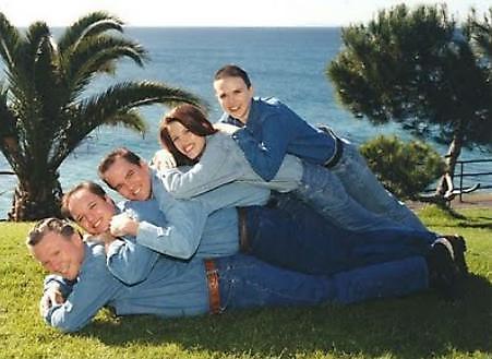 fotos familias raras tirados