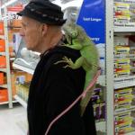 Gente rara en Wal-Mart