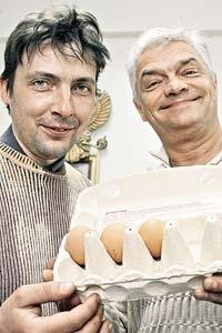 huevos rusos moviles celulares