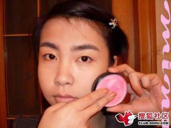 maquillaje antes despues maquillar
