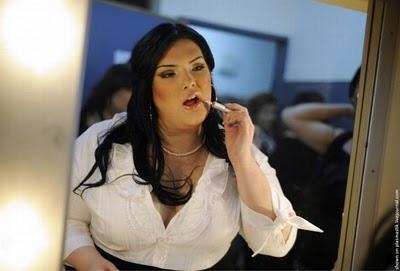 miss gorda guapa bella Moran Barannes 03