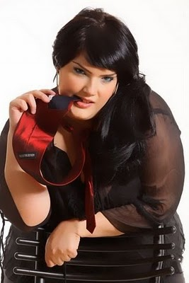 miss gorda guapa bella Moran Barannes 12