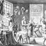 Sobre el cabello y su higiene en el siglo XVIII