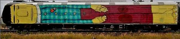 tren graffiti spray 1