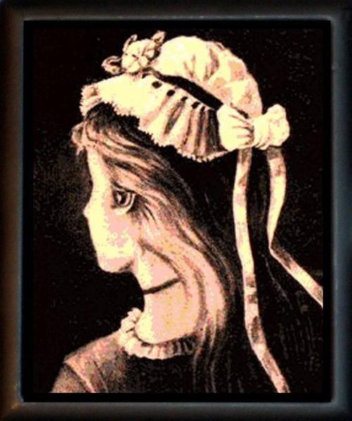 vieja dama joven ilusion