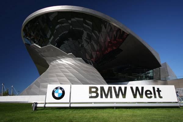 BMW munich alemania