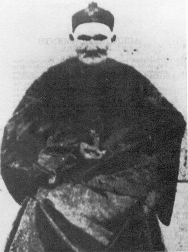 Li Ching-Yun 256 anos viejo mundo mas