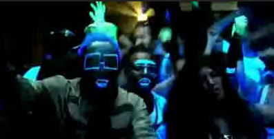 black eyed peas gotta feeling video