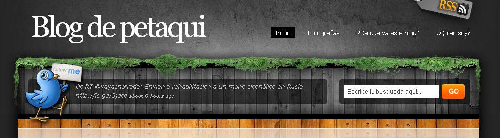 blog petaqui