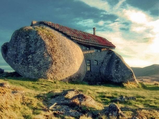 casa piedra guimaraes portugal