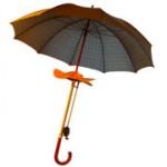 chindogu paraguas ligero
