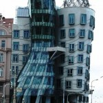 edificio danzante praga checa republica