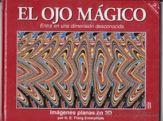el ojo magico libro