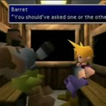 Final Fantasy 7: Cita en Gold Saucer