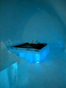 hotel hielo estancia