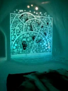 hoteles hielo habitaciones