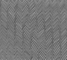 ilusion optica franjas blancas negras