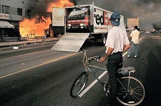 imagenes wtf raras humor incendio accidente camion
