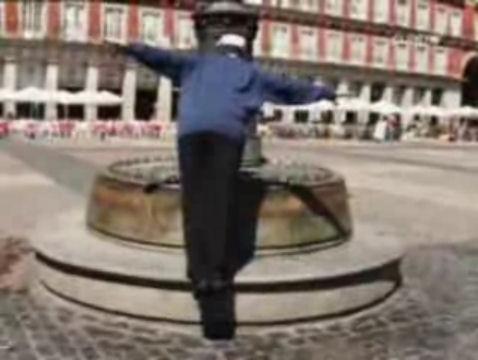 levitacion broma camara oculta