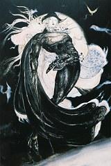 yoshitaka amano Moon Cavalier