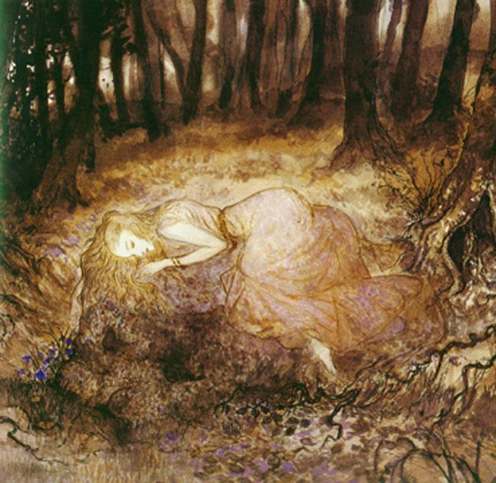 yoshitaka amano ilustracion habetrot