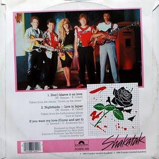 Shakatak-Dont Blame It On Love 1984