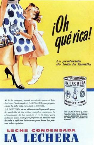 anuncios-publicidad-antigua-la-lechera