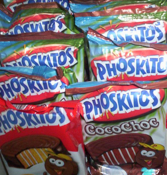 bolleria pastelitos infancia pasado phoskitos