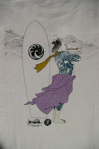 camisetas kabukis japon japonesas arte japones 3