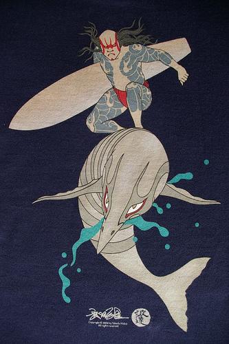 camisetas kabukis japon japonesas arte japones 5