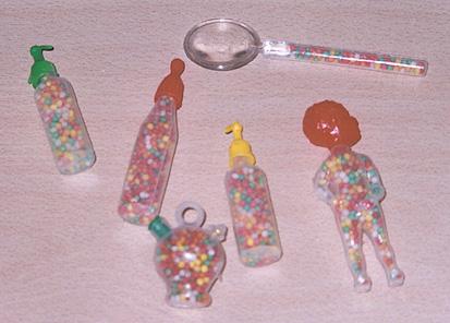 chuches chucherias caramelos infancia pasado anisitos