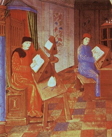 copistas-medievales-copias