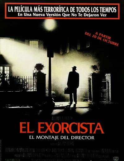 el exorcista cartel pelicula