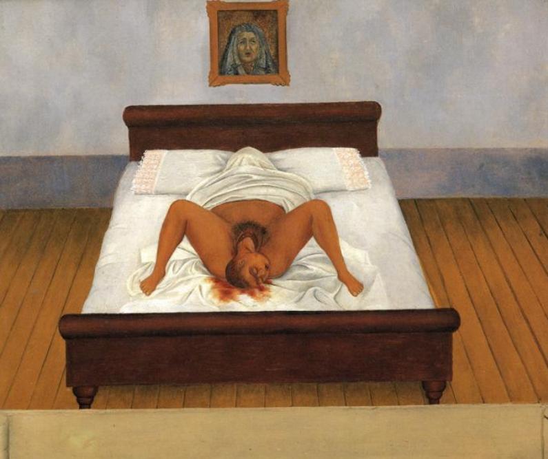 frida-kahlo-mi-nacimiento-madonna-1932