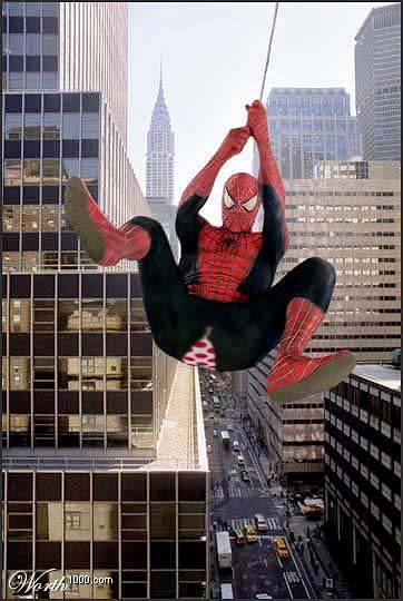 montajes cine spiderman