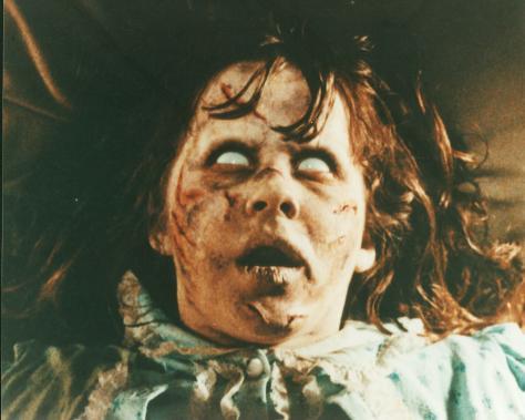 nina del exorcista