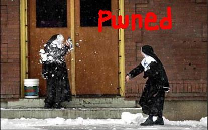 owned pwned monjas