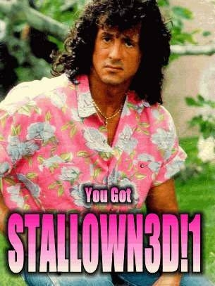 owned stallone