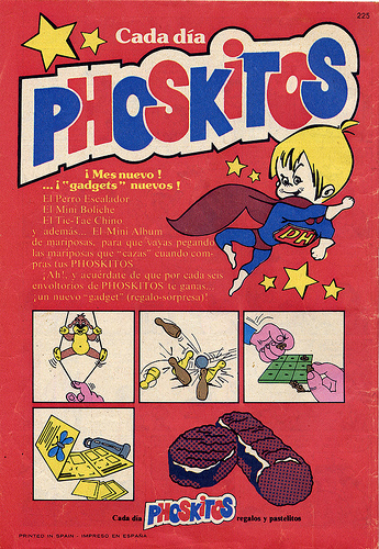 phoskitos 1975 bollitos pastelitos