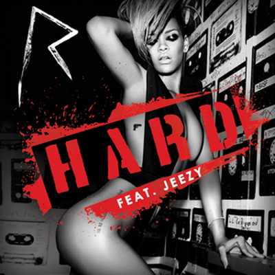 rihanna hard single cover