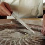 Fugu: plato japonés de pez Globo