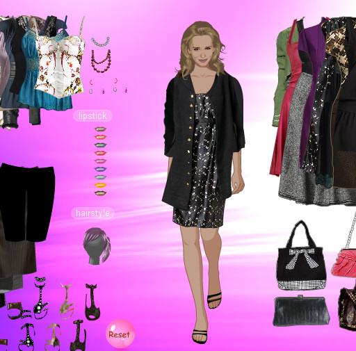 Vestir, peinar y maquillar a Jennifer Love Hewitt