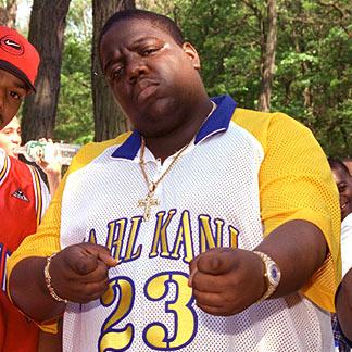 Notorious BIG hip hop rap